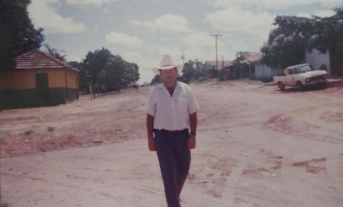 Família faz homenagem a um dos pioneiros de Alcinópolis MS