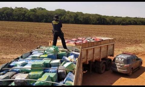 Mato Grosso do Sul é o recordista brasileiro em apreensões de drogas