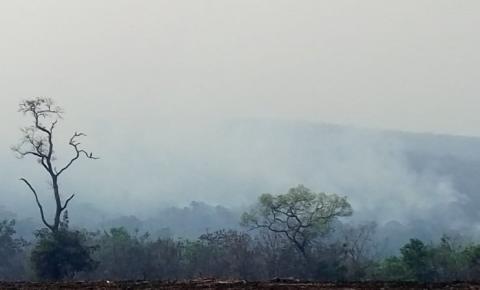 Prefeitura Municipal de Alcinópolis declara situação de emergência por queimadas no Município