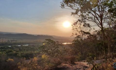 Sensação térmica chega a 52°C em Coxim e mais duas cidades de Mato Grosso do Sul