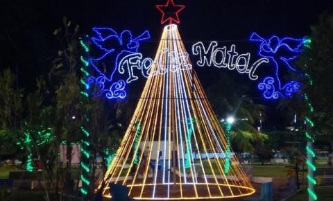 Prefeitura de Alcinópolis finaliza a decoração natalina na cidade