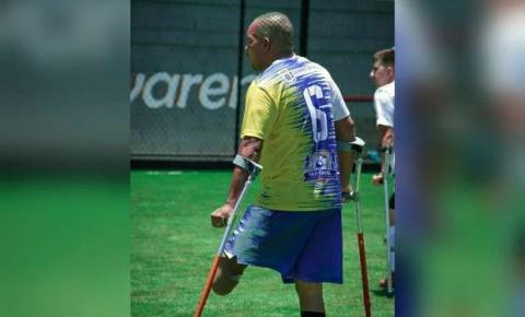Projeto Amigos do Joel busca cadeiras de roda e materiais para ajudar amputados