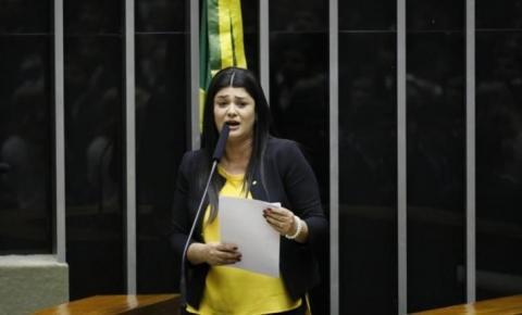 Rose Modesto é eleita para cargo na Mesa Diretora da Câmara dos Deputados