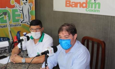 Depois de ouvir a população, prefeito de Coxim publica novo decreto e nota técnica
