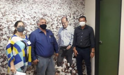 Vereador Helder Carneiro (Lãzudo) solicita e Deputado Estadual Barbosinha disponibiliza emenda para Alcinópolis Ms