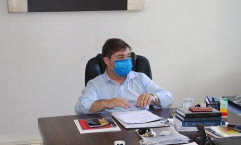 Em decorrência da Covid-19, Prefeito decreta estado de calamidade pública em Coxim