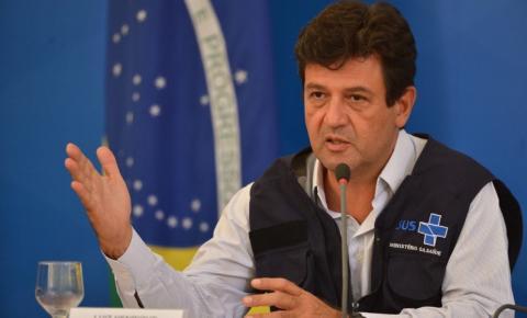 Com maior aprovação entre políticos, Mandetta venceria Bolsonaro no 2º turno, aponta pesquisa
