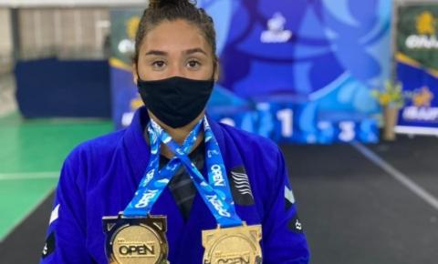 Atleta de Costa Rica conquista duas medalhas em campeonato internacional