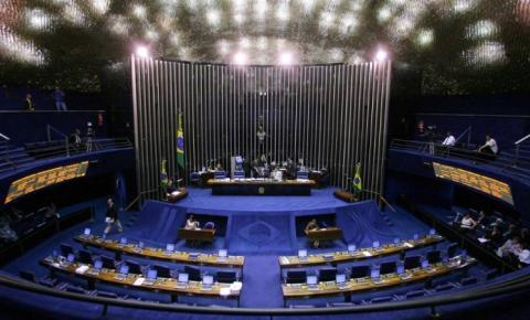 Presidente do Senado protocola pedido de envio de 100 milhões de vacina ao Brasil