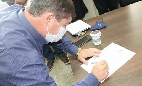 """Por meio de decreto, prefeito de Coxim autoriza """"home office"""" e suspende atendimentos de rotina nas UBS"""