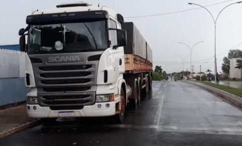 PM de Alcinópolis recupera caminhão roubado em menos de 24h