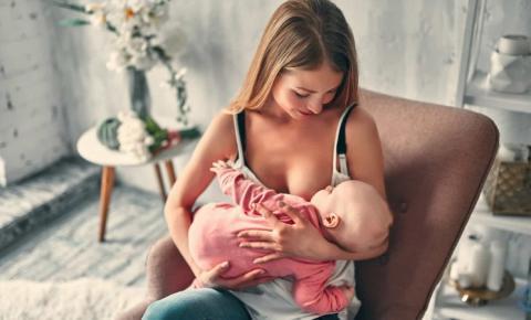 Estudo: leite materno tem anticorpos contra covid