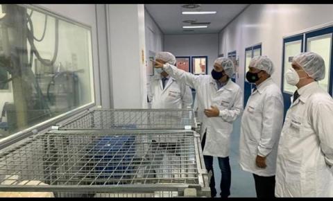 Mato Grosso do Sul assina acordo para compra de 28 milhões de doses da vacina Sputnik