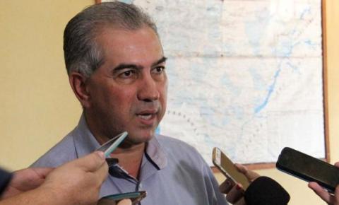 Governador Reinaldo Azambuja e Prefeito Edilson Magro se reúnem em Coxim na sexta-feira