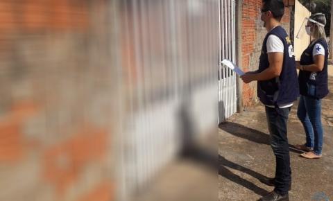 Agentes flagram quase 12% dos infectados fiscalizados quebrando isolamento em Coxim