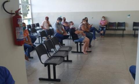 Alcinópolis alcança a marca de 1760 pessoas vacinadas com a 1ª dose e 654 já completaram o ciclo das duas doses.