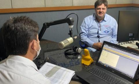 Prefeito Cleverson destaca investimento de R$ 70 milhões em várias áreas em Costa Rica e lista projetos em andamento