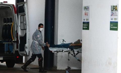 Em 19 dias, 67 pessoas morreram à espera de um leito hospitalar em Campo Grande