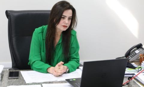 Deputada Mara Caseiro solicita asfalto em trecho da MS-436 que liga Camapuã e Figueirão