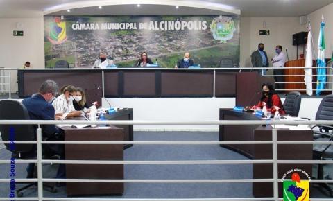 Projeto de Lei que cede espaço público para a Sanesul é aprovado por unanimidade em Sessão Ordinária