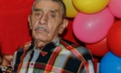 Prefeito Anízio Sobrinho decreta luto pela morte do pioneiro João Florêncio da Silva em Paraíso das Águas