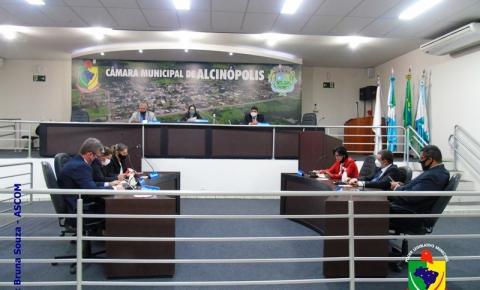 Vereadores aprovam PL que institui o CONSEG de Alcinópolis como entidade de utilidade pública