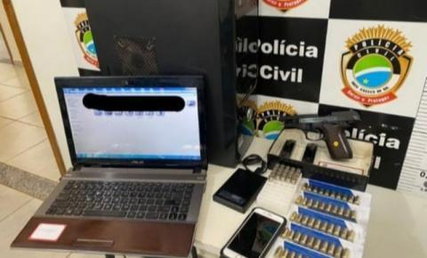 Servidor que filmava colegas em banheiro de secretaria é preso em operação da Polícia Civil