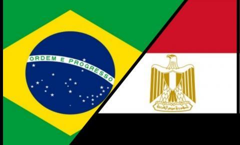 BRASIL VAI ENCARAR O EGITO NAS QUARTAS DAS OLIMPÍADAS