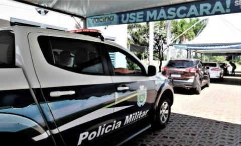 Com destaque nacional, MS já dispõe da imunização completa de mais de 6 mil policiais