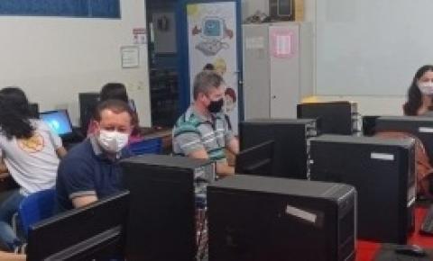 IFMS INICIA EM ALCINÓPOLIS CURSO DE OPERADOR DE COMPUTADOR