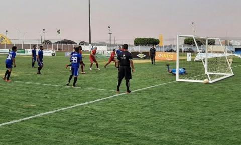 Definidos os finalistas do Campeonato Municipal de Futebol Society de Costa Rica