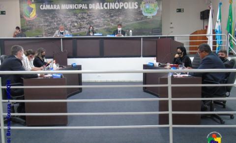Dois Projetos de Lei são votados durante Sessão Ordinária