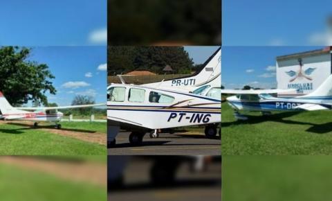 Bando que roubou aviões de hangar em MS planejou crime ao menos um mês antes