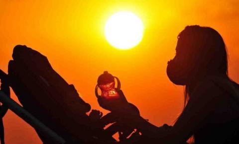 Após sensação térmica de quase 50ºC, MS pode ter novo recorde de calor nesta semana