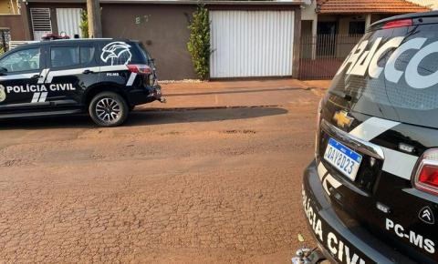 Funcionário público é preso por envolvimento em desvio de R$ 23 milhões de prefeitura de MS
