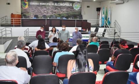 Rose Modesto visita Alcinópolis e faz compromisso em viabilizar R$ 650 mil para o município