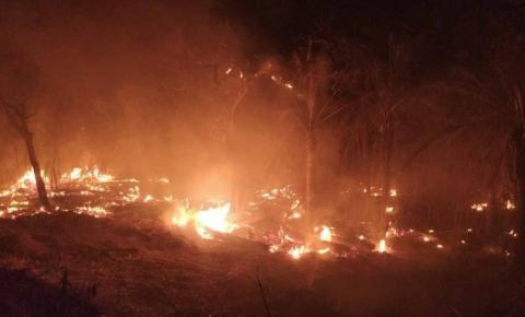 Incêndios continuam e seis aeronaves devem reforçar combate ao fogo no Pantanal em MS