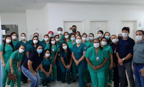 Sem pacientes internados com Covid, Fundação Hospitalar pretende implantar leitos de UTI Geral