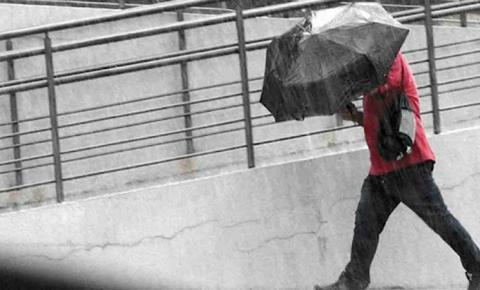 Inmet mantém alerta laranja de tempestades para 19 municípios de MS até terça; confira lista