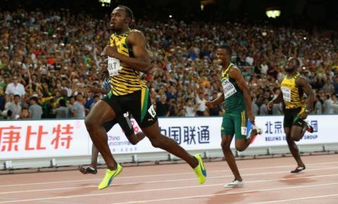 Atletismo: Bolt amplia hegemonia e se torna tetracampeão nos 200m
