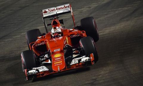 Vettel vence em Cingapura e supera marca de Senna
