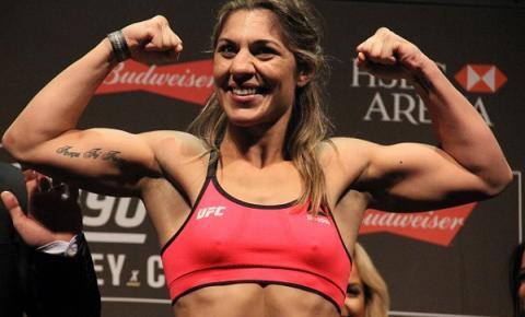 """Bethe menospreza Miesha: """"O UFC não tem interesse nela"""""""