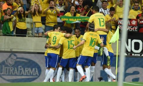 Willian faz dois, e Brasil vence a Venezuela