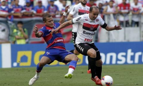 Brasil-RS empata com o Fortaleza e vai à Série B