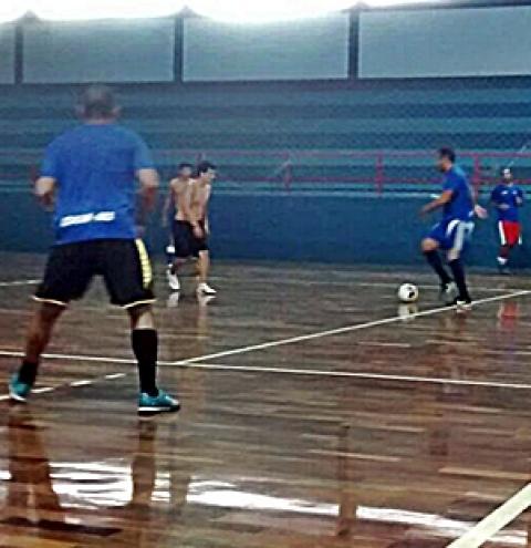 Coxim Futsal inicia preparação para a temporada 2017
