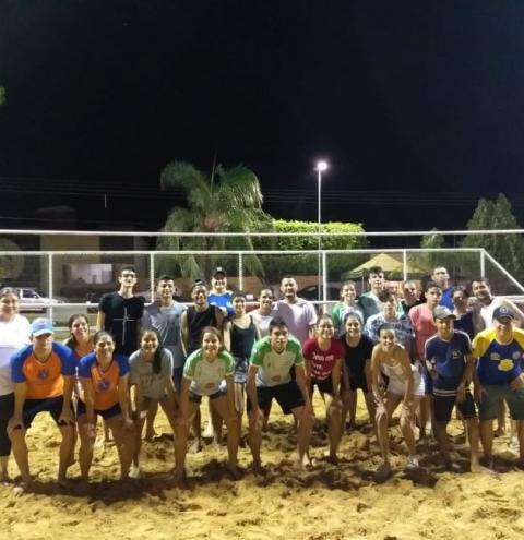 Torneio de Vôlei de Areia supera as expectativas e transforma o fim de semana em Alcinópolis.