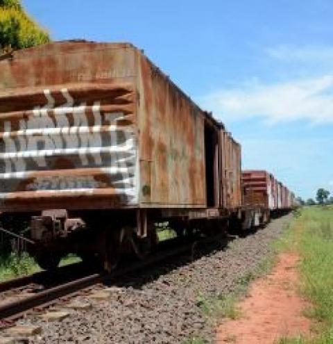 Com demanda de volta, governo articula reativação de ferrovia
