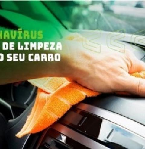 COVID-19: Médico do Detran-MS alerta sobre higienização de veículos