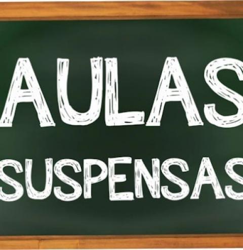 Prefeitura suspende aulas presenciais em Coxim até o final do ano letivo